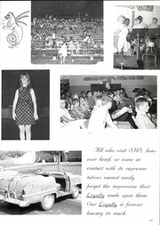 Seagoville High School - Spirit Yearbook (Seagoville, TX) online yearbook collection, 1969 Edition, Page 15