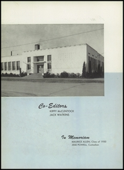 Sedro Woolley High School - Kumtux Yearbook (Sedro Woolley, WA) online yearbook collection, 1948 Edition, Page 10