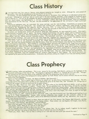 Seneca Vocational School - Chieftain Yearbook (Buffalo, NY) online yearbook collection, 1954 Edition, Page 16