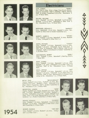 Seneca Vocational School - Chieftain Yearbook (Buffalo, NY) online yearbook collection, 1954 Edition, Page 18