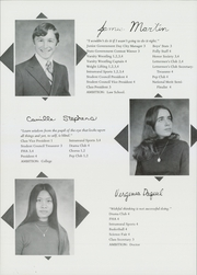 Seward High School - Marathon Yearbook (Seward, AK) online yearbook collection, 1973 Edition, Page 16 of 104