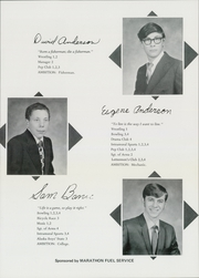 Seward High School - Marathon Yearbook (Seward, AK) online yearbook collection, 1973 Edition, Page 17