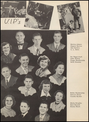 Seymour High School - Panther Yearbook (Seymour, TX) online yearbook collection, 1954 Edition, Page 17