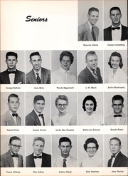 Seymour High School - Panther Yearbook (Seymour, TX) online yearbook collection, 1958 Edition, Page 16