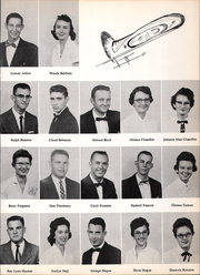 Seymour High School - Panther Yearbook (Seymour, TX) online yearbook collection, 1958 Edition, Page 17 of 120
