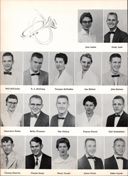 Seymour High School - Panther Yearbook (Seymour, TX) online yearbook collection, 1958 Edition, Page 18