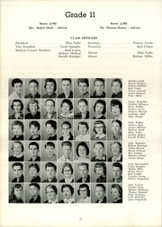 Shanksville Stonycreek High School - Chicahonian Yearbook (Shanksville, PA) online yearbook collection, 1959 Edition, Page 36