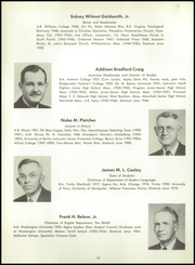 Shattuck School - Shad Yearbook (Faribault, MN) online yearbook collection, 1954 Edition, Page 18