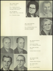 Shawnee Junior Senior High School - Shawano Prophet Yearbook (Wolf Lake, IL) online yearbook collection, 1960 Edition, Page 16