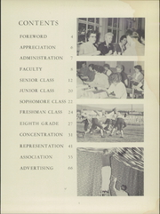 Shenandoah High School - Shenandoah Yearbook (Shenandoah, VA) online yearbook collection, 1959 Edition, Page 9