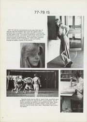 Sheridan High School - Rampages Yearbook (Denver, CO) online yearbook collection, 1978 Edition, Page 8