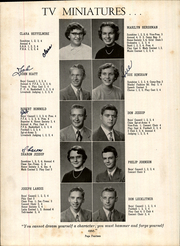 Sheridan High School - Syllabus Yearbook (Sheridan, IN) online yearbook collection, 1952 Edition, Page 18