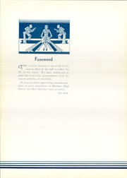 Sherman High School - Athenian Yearbook (Sherman, TX) online yearbook collection, 1934 Edition, Page 10