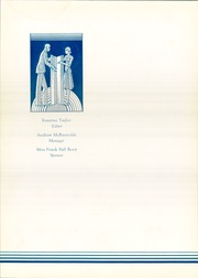 Sherman High School - Athenian Yearbook (Sherman, TX) online yearbook collection, 1934 Edition, Page 8