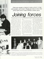 Sherman Oaks Center for Enriched Studies - Excalibur Yearbook (Los Angeles, CA) online yearbook collection, 1989 Edition, Page 77