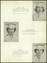 Shrine of the Little Flower High School - Theresian Yearbook (Royal Oak, MI) online yearbook collection, 1950 Edition, Page 17 of 104