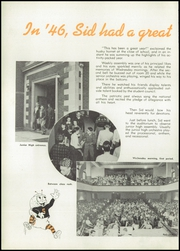 Sidney High School - Yellow Jacket Yearbook (Sidney, OH) online yearbook collection, 1946 Edition, Page 8