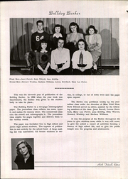 Sikeston High School - Growler Yearbook (Sikeston, MO) online yearbook collection, 1948 Edition, Page 20