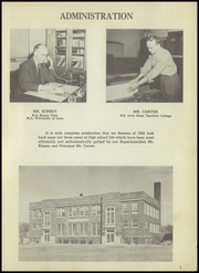 Sioux Center High School - Warrior Yearbook (Sioux Center, IA) online yearbook collection, 1952 Edition, Page 7 of 92