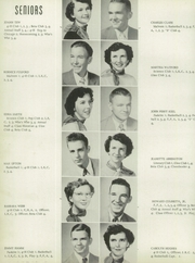 Slocomb High School - Sigma Eta Yearbook (Slocomb, AL) online yearbook collection, 1953 Edition, Page 16