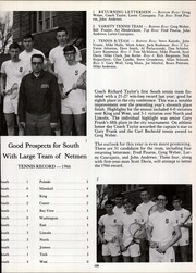 South Division High School - Cardinal Yearbook (Milwaukee, WI) online yearbook collection, 1967 Edition, Page 113