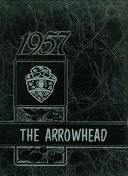South Glens Falls High School - Arrowhead Yearbook (South Glens Falls, NY) online yearbook collection, 1957 Edition, Page 1
