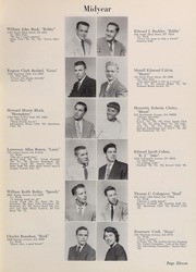South High School - Lens Yearbook (Columbus, OH) online yearbook collection, 1953 Edition, Page 15