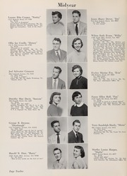 South High School - Lens Yearbook (Columbus, OH) online yearbook collection, 1953 Edition, Page 16 of 88