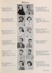 South High School - Lens Yearbook (Columbus, OH) online yearbook collection, 1953 Edition, Page 17