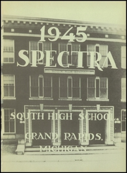 South High School - Spectra Yearbook (Grand Rapids, MI) online yearbook collection, 1945 Edition, Page 5 of 136