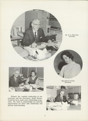 Page 12, 1967 Edition, South Rowan High School - Southerner Yearbook (China Grove, NC) online yearbook collection
