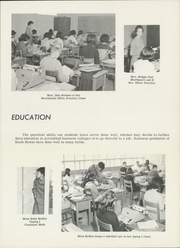Page 15, 1967 Edition, South Rowan High School - Southerner Yearbook (China Grove, NC) online yearbook collection
