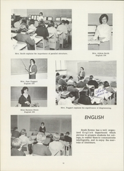 Page 16, 1967 Edition, South Rowan High School - Southerner Yearbook (China Grove, NC) online yearbook collection