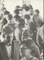 Page 6, 1967 Edition, South Rowan High School - Southerner Yearbook (China Grove, NC) online yearbook collection