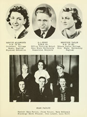 South Zanesville High School - Conatus Yearbook (Zanesville, OH) online yearbook collection, 1940 Edition, Page 13 of 90