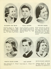 South Zanesville High School - Conatus Yearbook (Zanesville, OH) online yearbook collection, 1940 Edition, Page 17 of 90