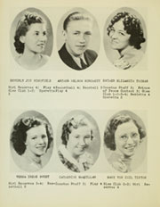 South Zanesville High School - Conatus Yearbook (Zanesville, OH) online yearbook collection, 1940 Edition, Page 18