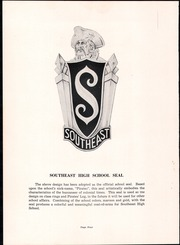 Southeast High School - Pirates Log Yearbook (Ravenna, OH) online yearbook collection, 1952 Edition, Page 8 of 82