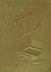 Southeast High School - Pirates Log Yearbook (Ravenna, OH) online yearbook collection, 1953 Edition, Cover
