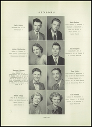 Page 14, 1953 Edition, Southeast High School - Pirates Log Yearbook (Ravenna, OH) online yearbook collection