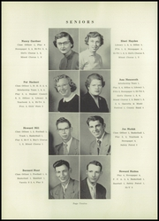 Page 16, 1953 Edition, Southeast High School - Pirates Log Yearbook (Ravenna, OH) online yearbook collection