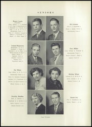 Page 17, 1953 Edition, Southeast High School - Pirates Log Yearbook (Ravenna, OH) online yearbook collection