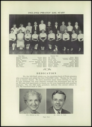 Page 8, 1953 Edition, Southeast High School - Pirates Log Yearbook (Ravenna, OH) online yearbook collection