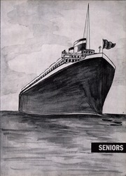 Southeast High School - Pirates Log Yearbook (Ravenna, OH) online yearbook collection, 1954 Edition, Page 13 of 100