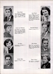 Southeast High School - Pirates Log Yearbook (Ravenna, OH) online yearbook collection, 1954 Edition, Page 14 of 100