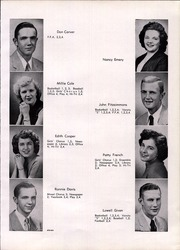 Southeast High School - Pirates Log Yearbook (Ravenna, OH) online yearbook collection, 1954 Edition, Page 15