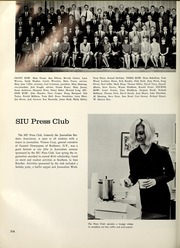 Southern Illinois University - Obelisk Yearbook (Carbondale, IL) online yearbook collection, 1968 Edition, Page 316