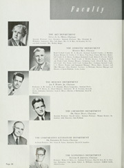 Southern Methodist University - Rotunda Yearbook (University Park, TX) online yearbook collection, 1951 Edition, Page 24