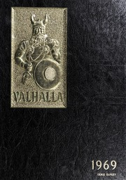 Southern Wayne High School - Valhalla Yearbook (Dudley, NC) online yearbook collection, 1969 Edition, Page 1