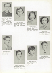 Southfield High School - Blue and Gray Yearbook (Southfield, MI) online yearbook collection, 1954 Edition, Page 27 of 88